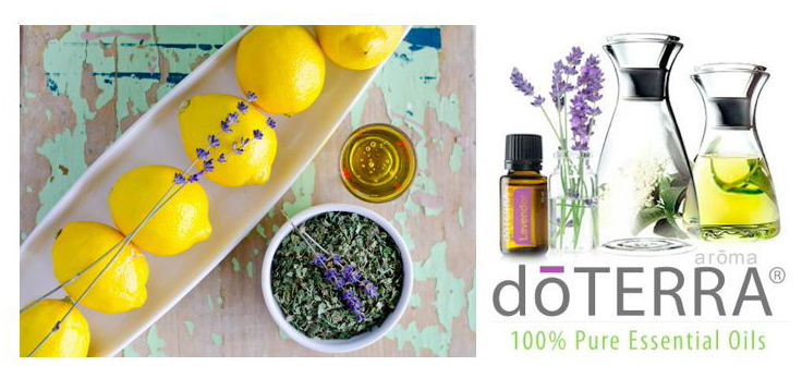 Doterra Certified Pure Essential Oils Medical Massage